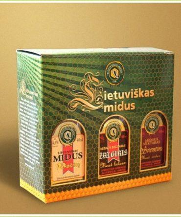 Lithuanian Mead - Souvenir package