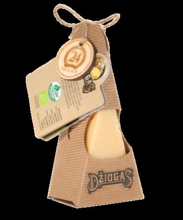 DŽIUGAS® Organic Cheese, 24-month-ripened
