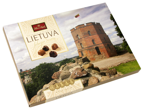 Assortment of Sweets 'Lietuva'