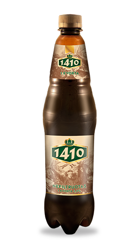 """1410 """"Non-filtered"""" Lithuanian Beer"""
