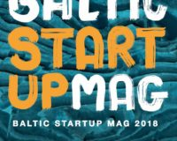 The Baltic Startup Magazine 2018