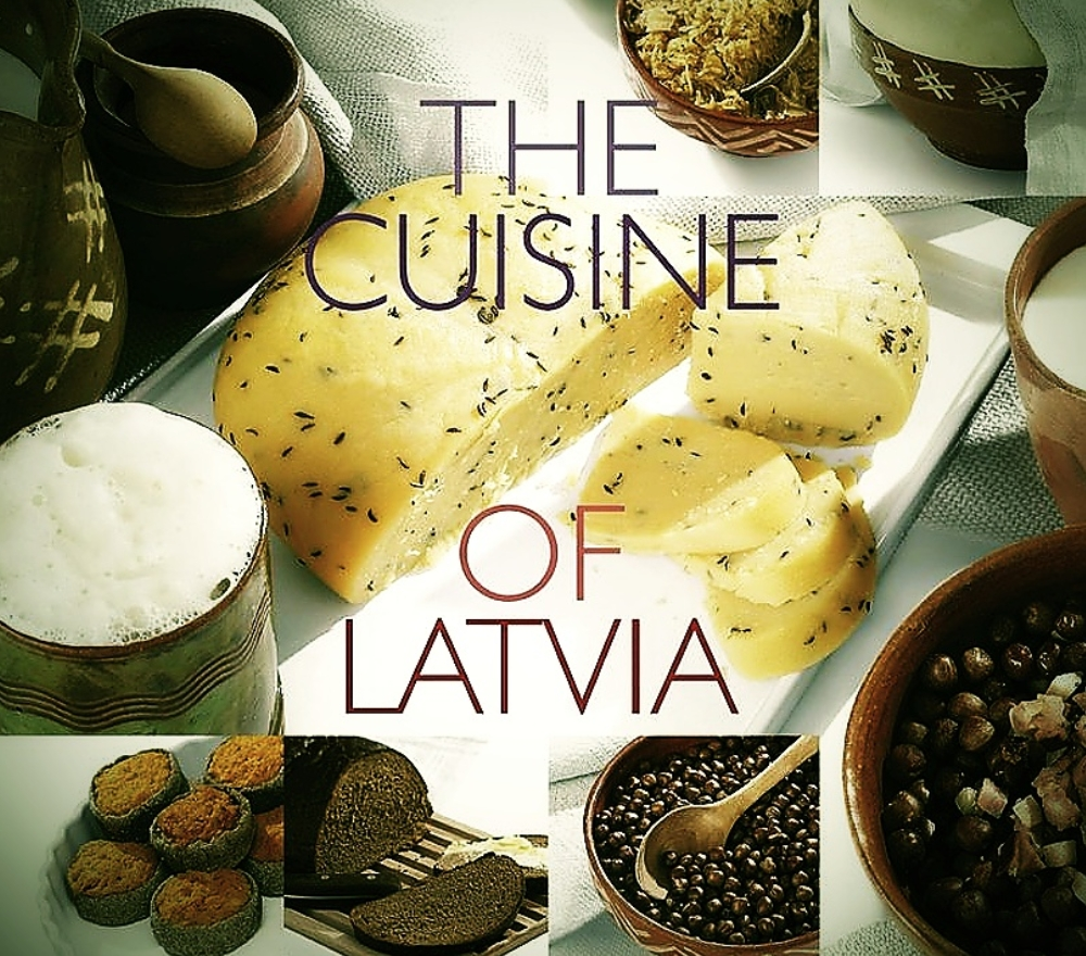 The Cuisine Of Latvia