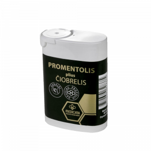 Promentolis plus thyme – for the throat and immunity