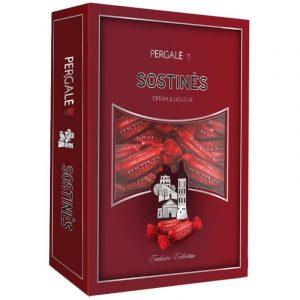 Chocolate box PERGALĖ SOSTINĖS CREAM & LIQUEUR