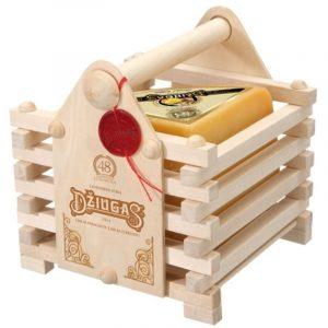 Hard cheese DŽIUGAS
