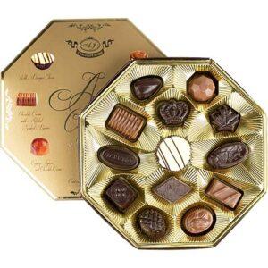 Amber chocolates